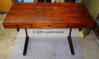 MODERN BRAZILWOOD DESK