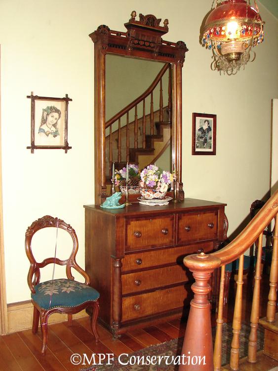Hanley Farm House of the Southern Oregon Historical Society (2/6)