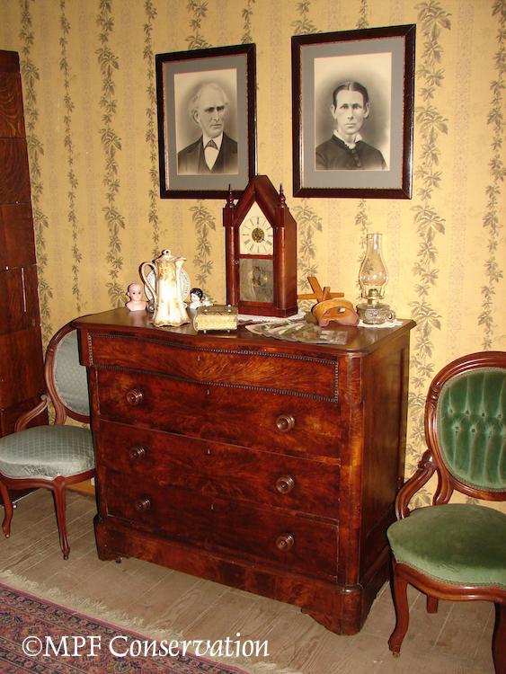Hanley Farm House of the Southern Oregon Historical Society (3/6)