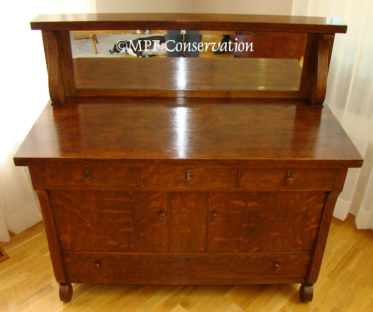 how to clean shellac furniture