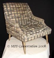 CROWNE CHAIR BEFORE. . .