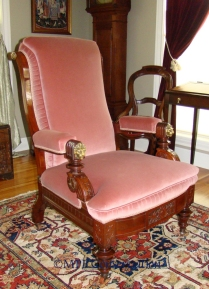 Victorian Wrachet-back