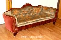 American Antebellum Sofa