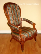 American Southern Captain's Chair