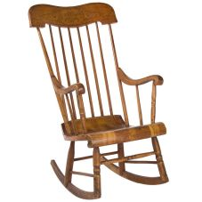 American Painted Rocking Chair $3,500