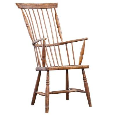 Comb Back Windsor Armchair $2,950