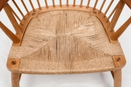 Hans Wegner Peacock Chair $3,900 _MG_5890