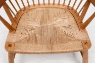 Hans Wegner Peacock Chair $3,900 _MG_5890