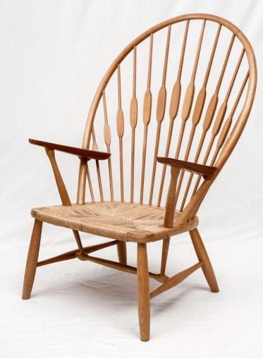 Hans Wegner Peacock Chair $3,900 B