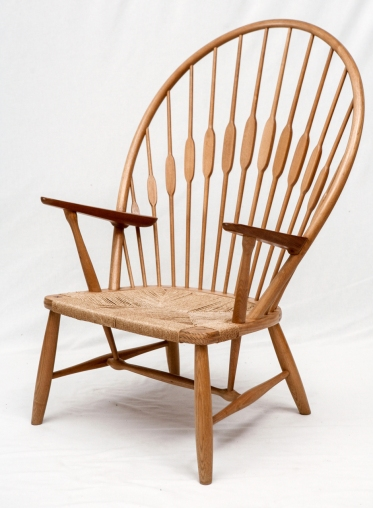 Hans Wegner Peacock Chair $3,900 B