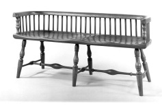 WINDSOR BENCH 1797