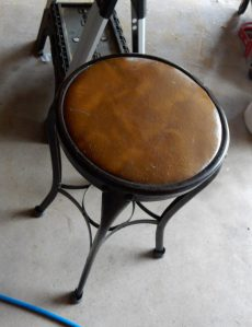 Cherished Stool