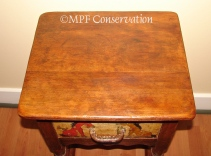 W16 MONTEREY TINOCO HORSE TABLE MPFC 36