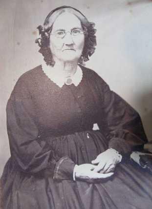 Hannah Epes Whitmarsh Hornby 1860s
